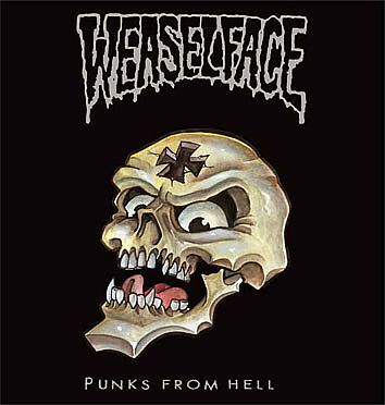 Front cover weaselface