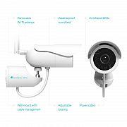 Övervakningskamera WiFi mer fakta