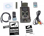 Övervakningskamera paket