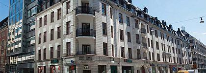 Ombyggnad E&Y Stockholm