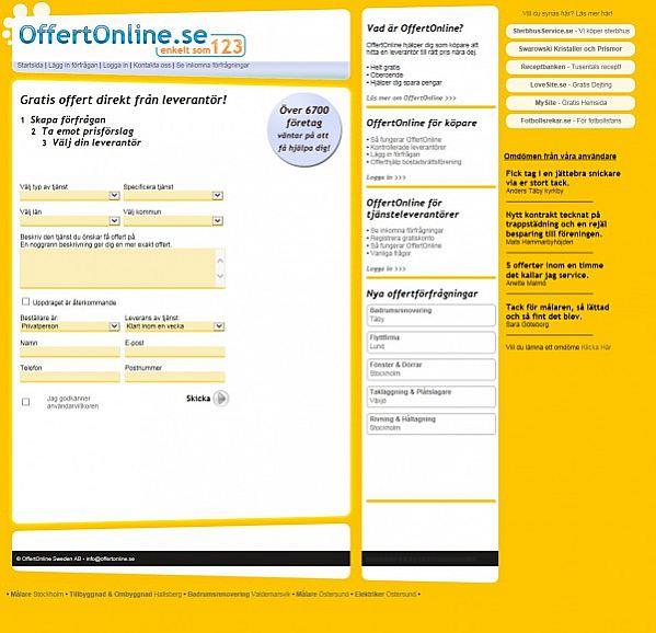 Offertonline.se