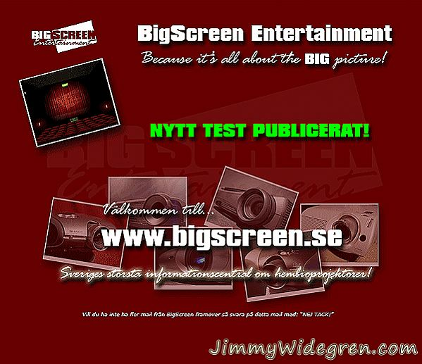 BigScreen Entertainment