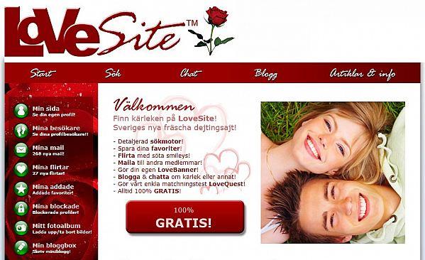 Lovesite.se