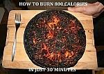 Bränn 800 kalorier på 30 minuter