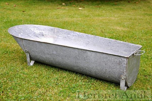 383 Zinkbadkar för barn  SÅLD