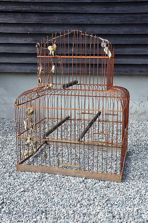 422 fågelbur 1200 kr