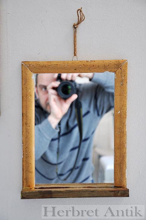 655 Guld spegel