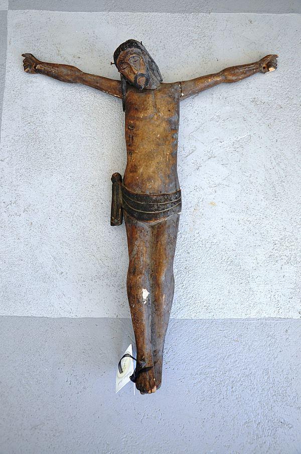 1207 Gammal kristusfigur