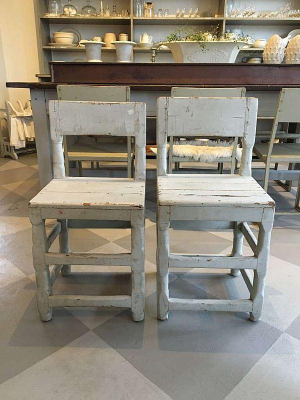 1259 Två stolar 650kr/st