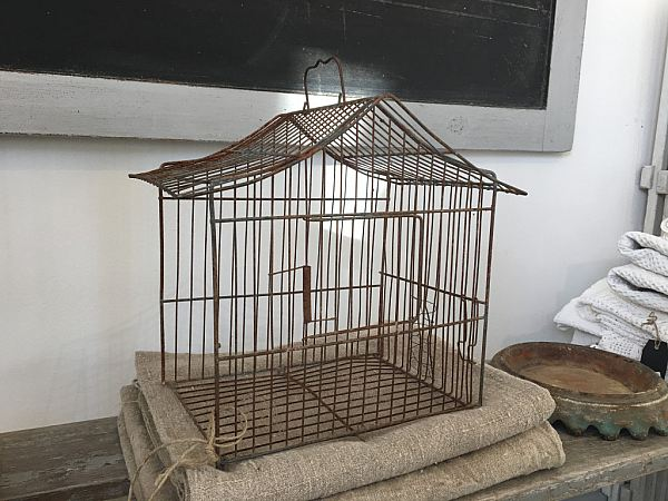 1390 Liten fågelbur