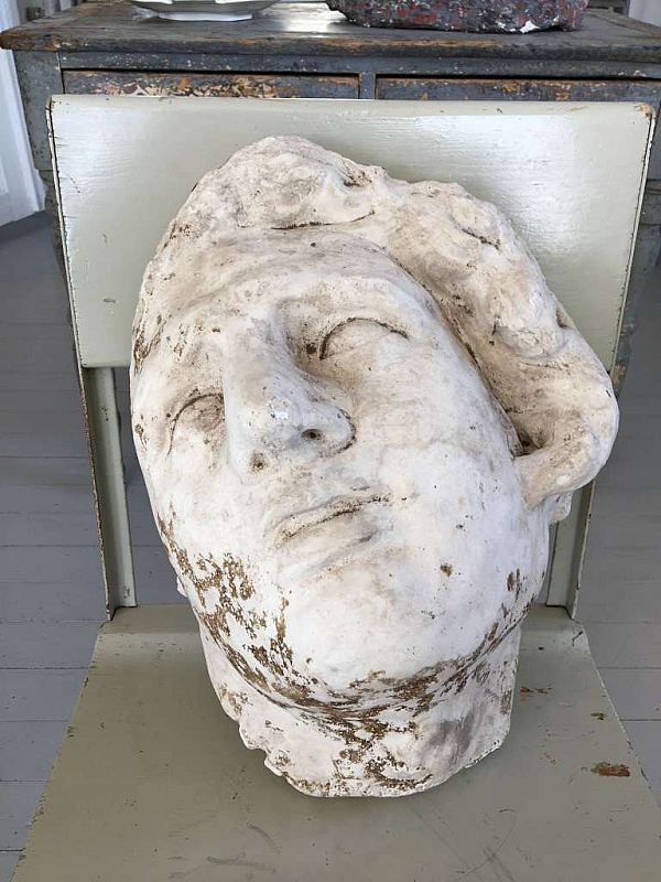 1434 Skulptur, huvud