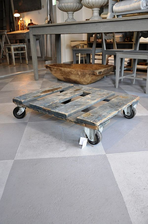 1657 Rullvagn