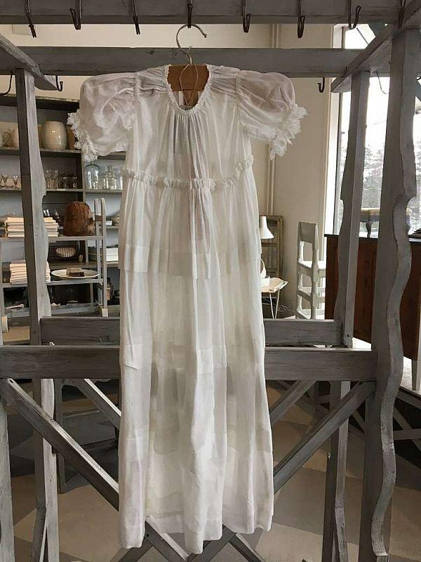 1861 Dopklänning