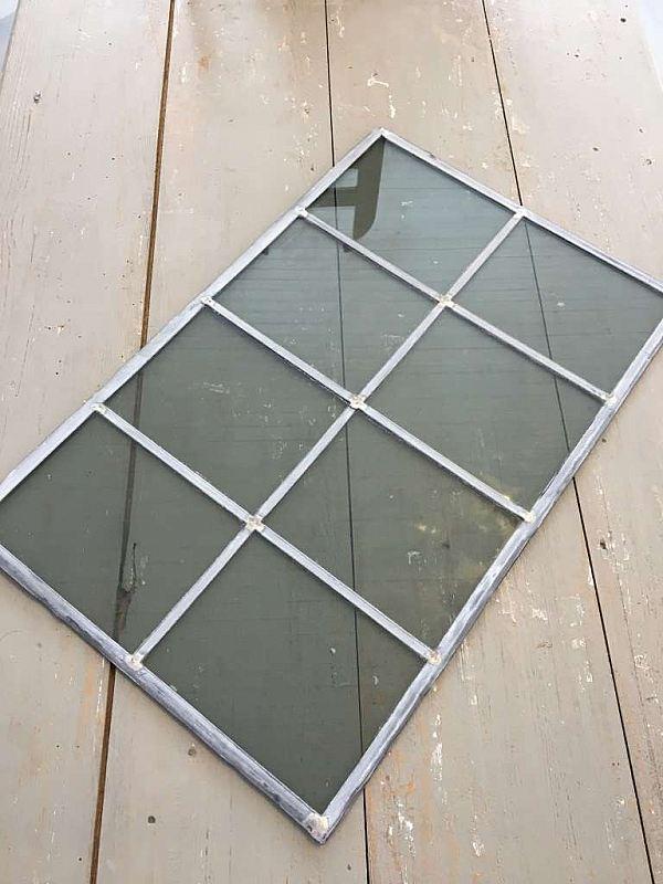 1899 Blyinfattat fönster