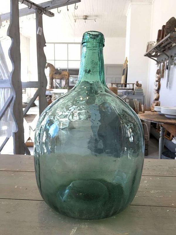 1910 grön flaska