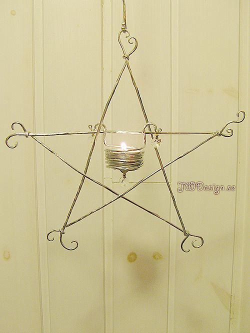 Ljusstjärna - Julstjärna