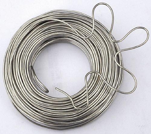 Aluminiumtråd 2 mm x 5 m