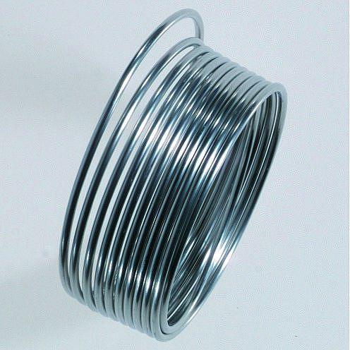 Aluminiumtråd 1 mm x 5 m