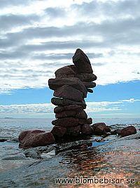 hav sten skulptur
