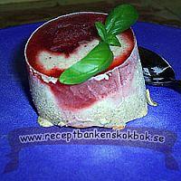 Hemgjord lowcarb glass