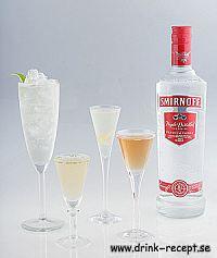 Smirnoff Drink Tapas