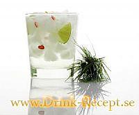 Recept Martini alla Diavola - Påskdrink