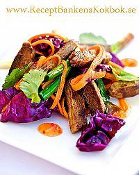 Asiatisk wok Quorn