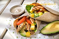 Wraps med Quorn File