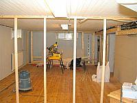 Projektorväggen reglad