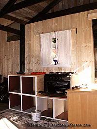 början  på  ett  kök